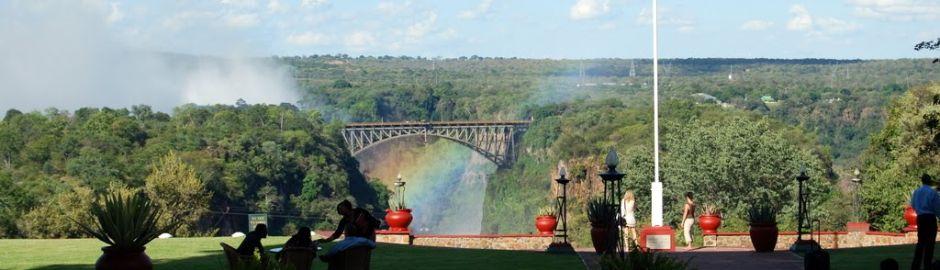 Victoria Falls Hotel Rainbow b