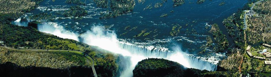 Victoria Falls Safari Lodge Falls b