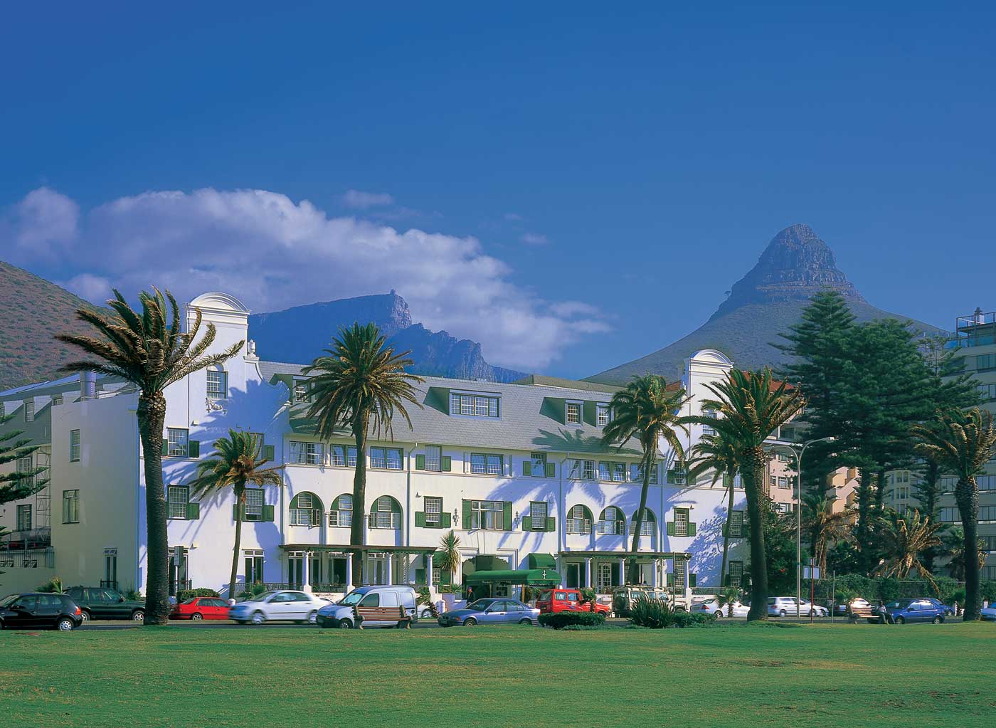 Winchester Mansions Hotel Cape Town South Africa