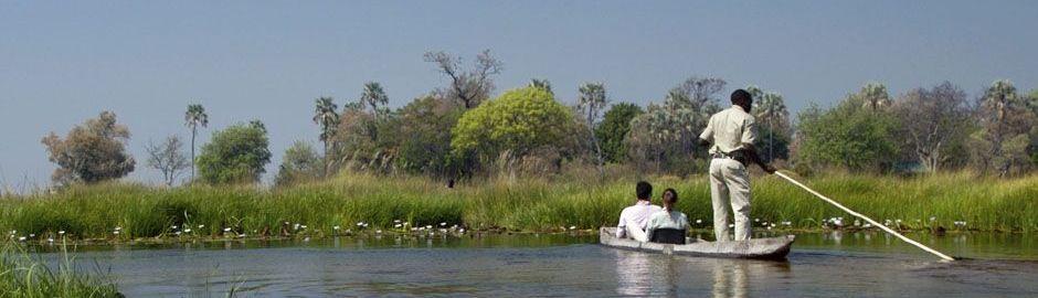 Xaranna Okavango Delta Camp Botswana Mokoro Safari