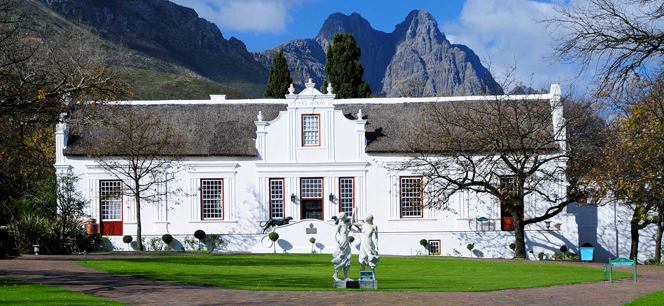 Lanzerac Wine Estate – Stellenbosch