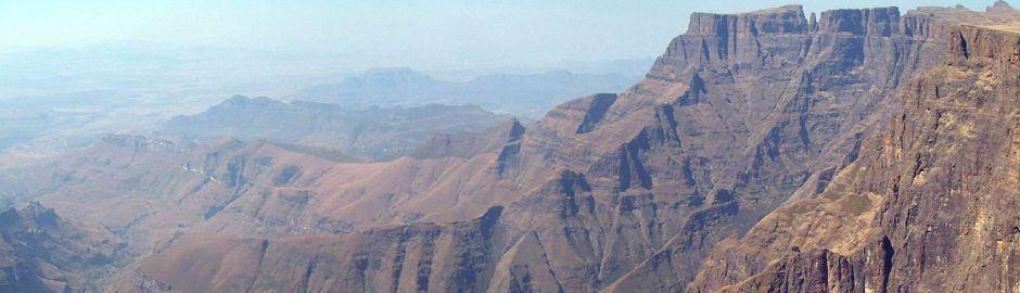Cleopatra Mountain Farmhouse Drakensberg Mountains 1 b