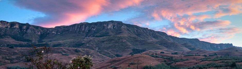Cleopatra Mountain Farmhouse Drakensberg Mountains b