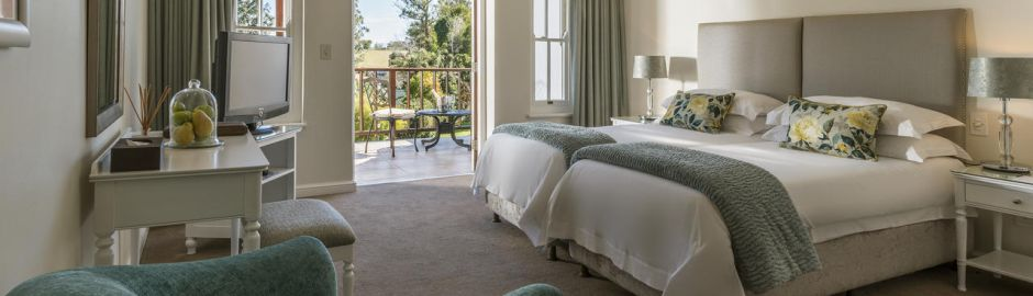 Fancourt Hotel Classic room b