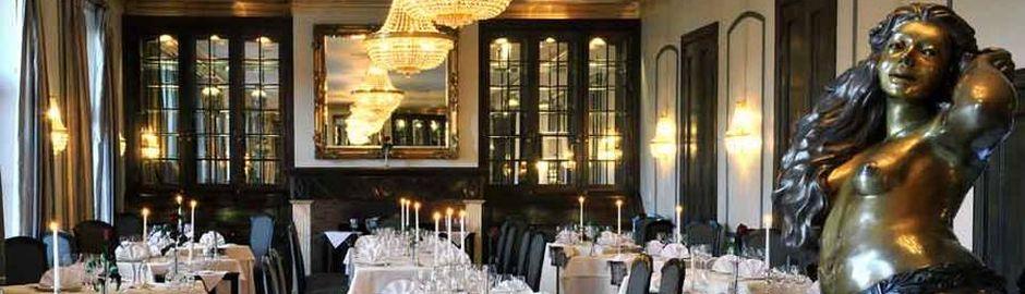 Grand Roche Hotel Dining b