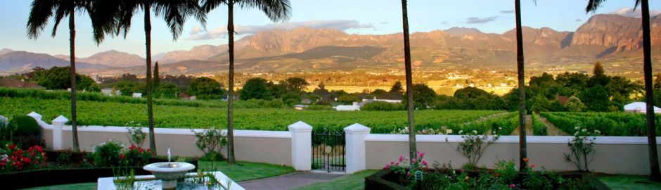 Grand Roche Hotel Winelands b