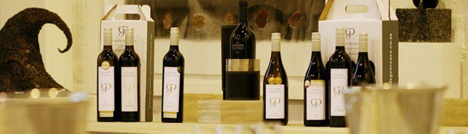 Grande Provence wines b