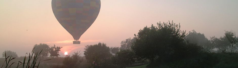 Hot air balloon 4 b