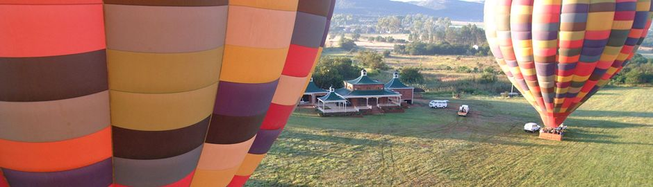Hot air balloon b