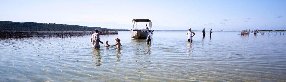 Isibindi Kosi Forest Lodge boat trip b