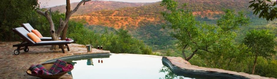 Isibindi Zulu Lodge Pool b
