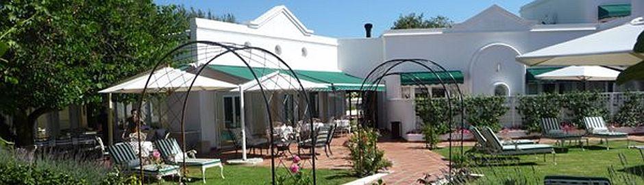Majeka House Garden Terrace b
