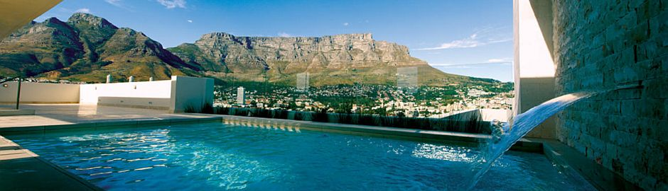 Pepper Club Cape Town Penthouse Pool b