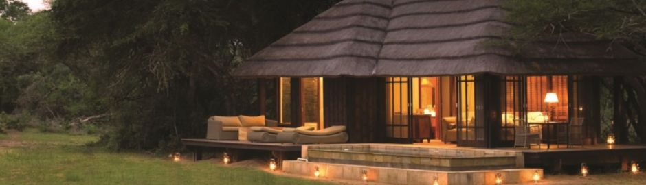 Phinda Private Game Reserve chalet b