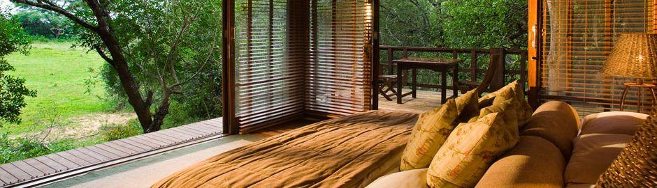 Phinda Private Game Reserve suite b