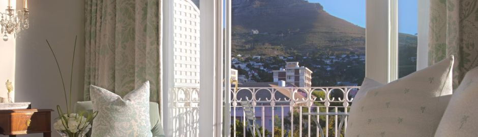 The Mount Nelson Hotel Suite View b