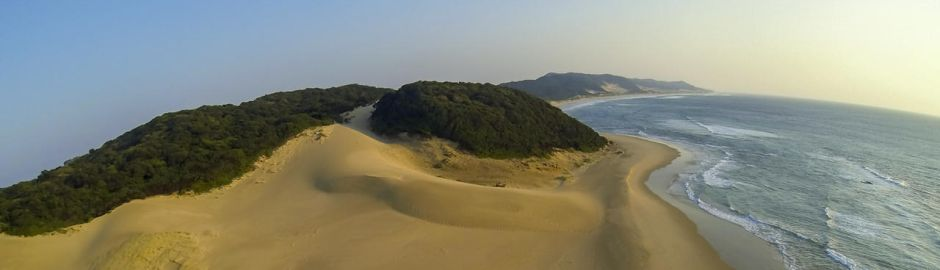 Thonga Beach Lodge Dunes b