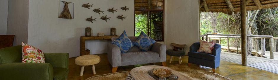Thonga Beach Lodge Lounge b