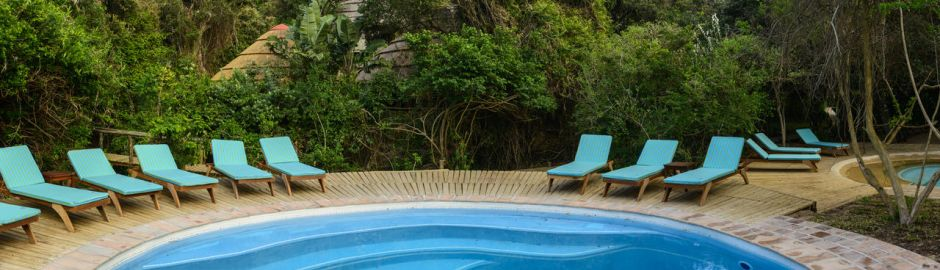 Thonga Beach Lodge Pool b