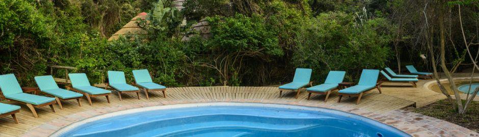Thonga Beach Lodge Pool b