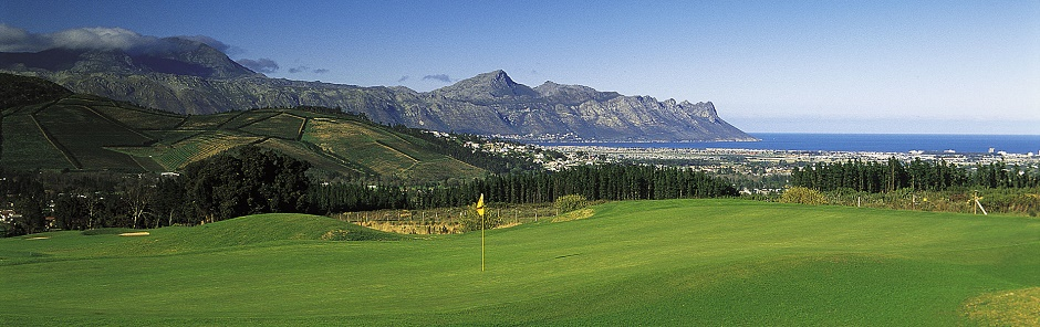 Golf at Erinvale