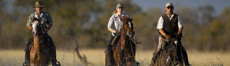 Horseriding b