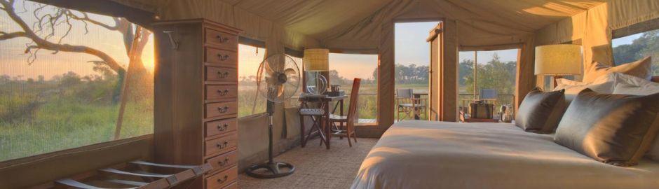 Nxabega Okavango Tented Camp Suite b