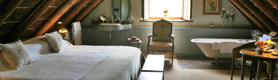 Jan Harmsgat Country House suite