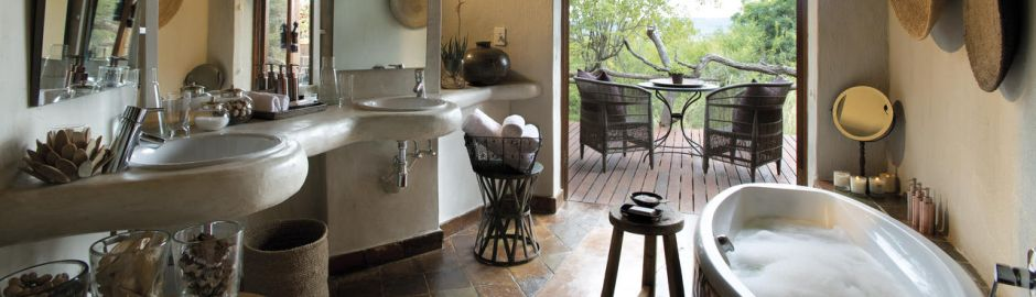 Madikwe Safari Lodge Ensuite bathroom