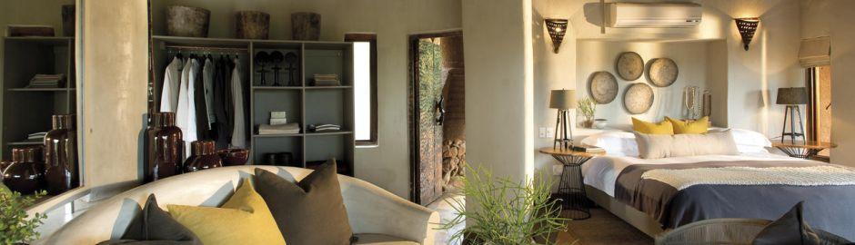 Madikwe Safari Lodge Suite