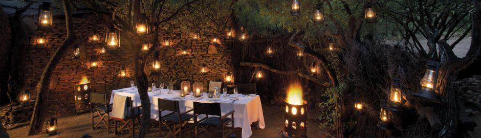 dinig Madikwe Safari Lodge