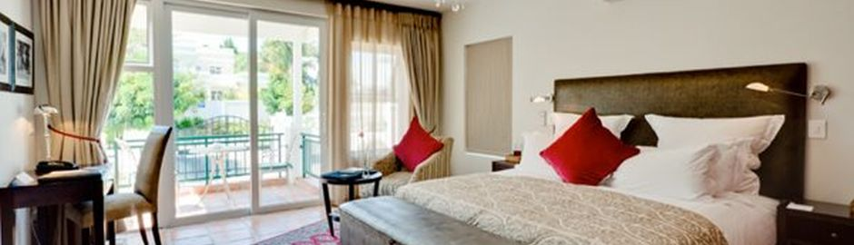 Majeka House Junior Garden Suite Room b