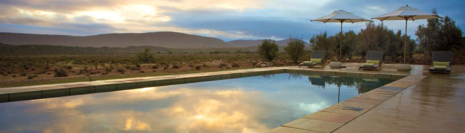 Sanbona Wildlife Reserve Cape Town honeymoon