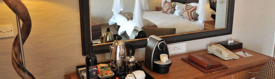 Victoria Falls Safari Club suite dressing b