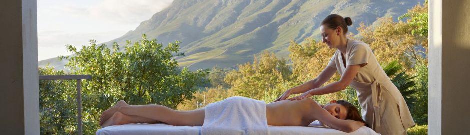 Delaire Graff Estate Spa Treatment 10 Night Cape Town & Safari Honeymoon