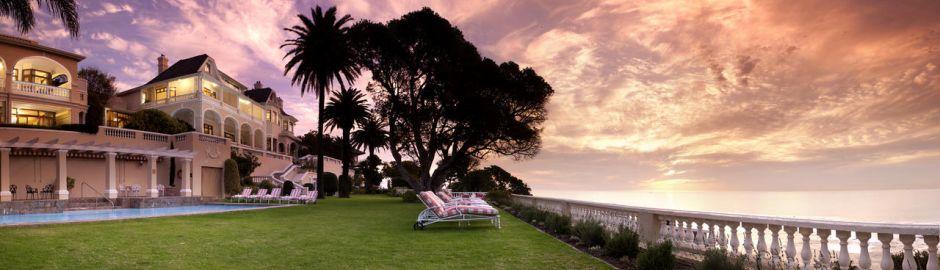 Ellerman House sunset 10 Night Cape Town & Safari Honeymoon