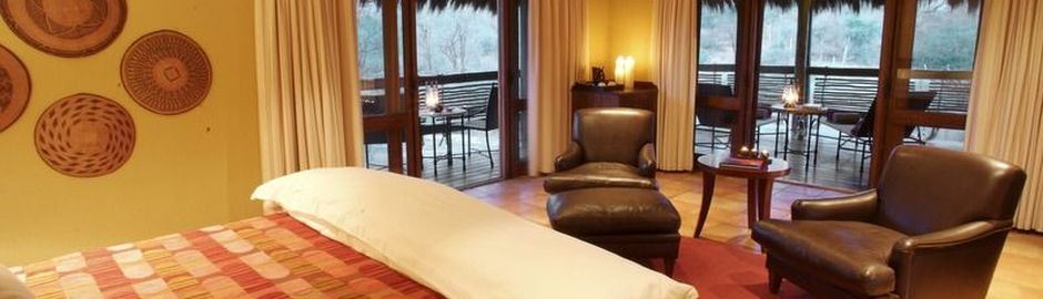 Kapama River Lodge Bedroom Cape Town and Kruger honeymoon