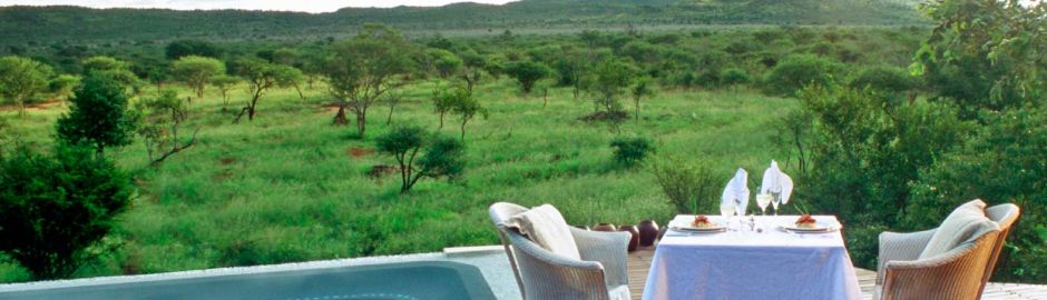 Madikwe Hills Deck 10 Night Cape Town & Safari Honeymoon