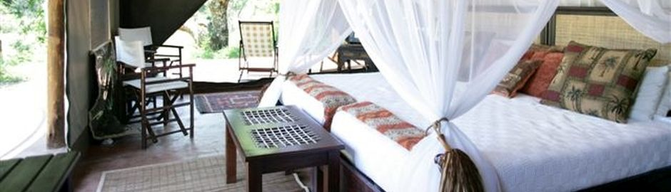 Thula Thula Private Game Reserve Double Tent