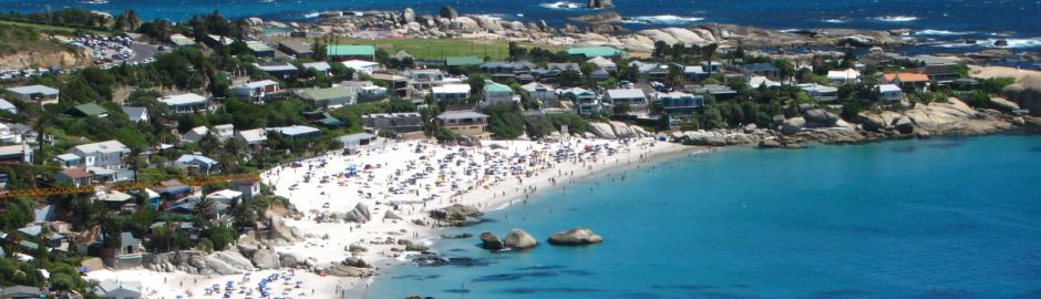 Victoria and Alfred hotel Clifton Beach Cape Town and Kruger honeymoon