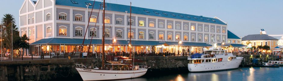 Victoria and Alfred hotel top Cape Town and Kruger honeymoon