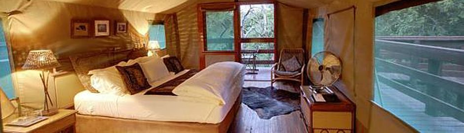 Kapama Buffalo Camp Tent