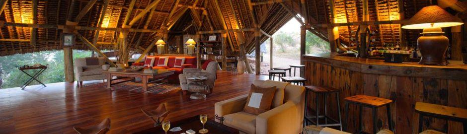 Lounge Jongomero Camp