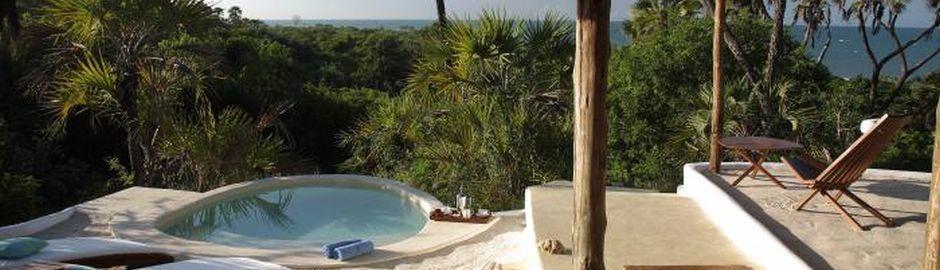 Private Plunge Pool Ras Kutani