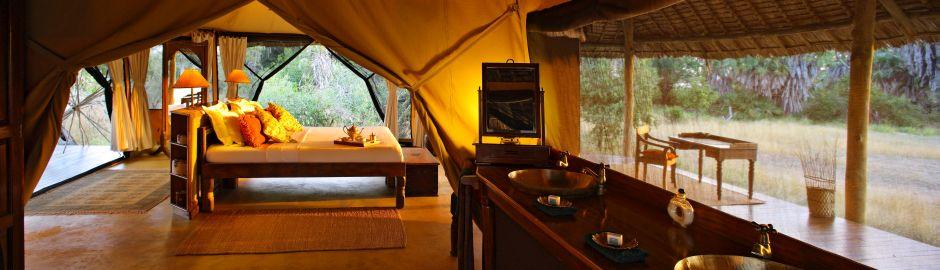 Spacious Tent Siwandu