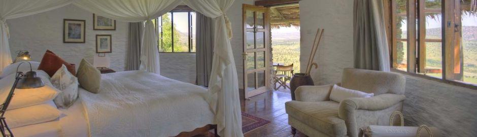 Suite Klein's Camp Serengeti