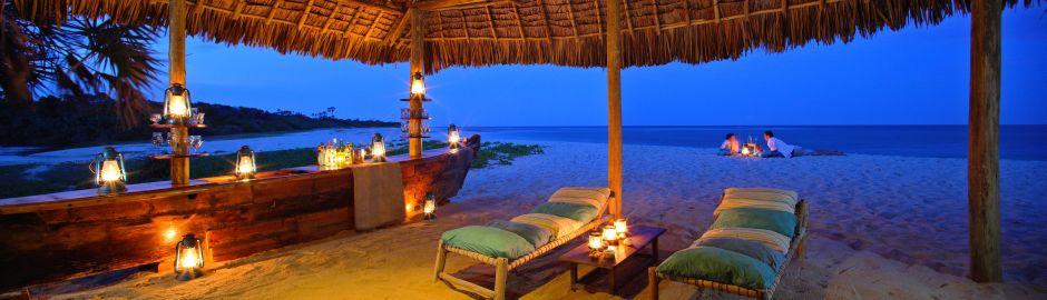 beach bar Ras Kutani