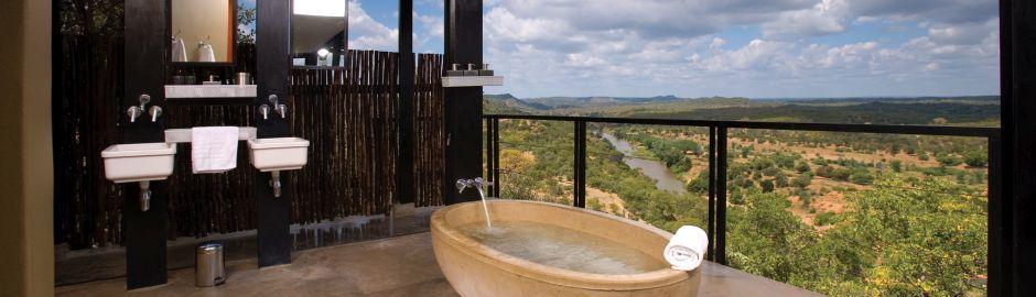 The Outpost Kruger Bathroom