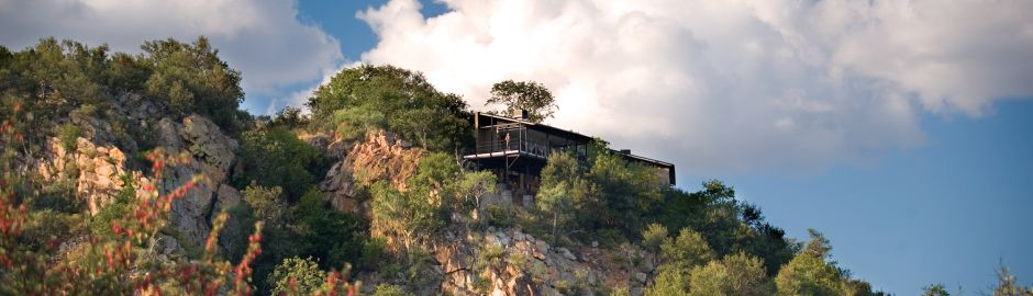 The Outpost Kruger Clifftop Lodge