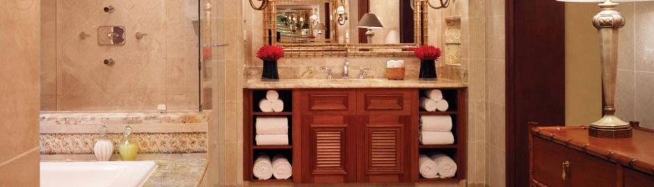 Bathroom Le Saint Geran Mauritius